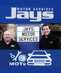 Jays Motor Services Ltd