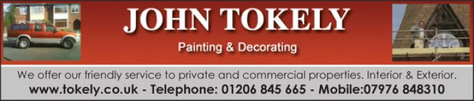 John Tokely Painters & Decorators
