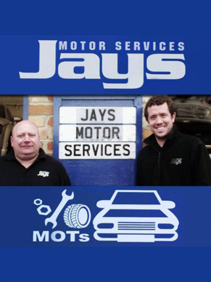 Jays Motor Services Ltd