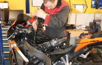 Motorcycle Restoration Company